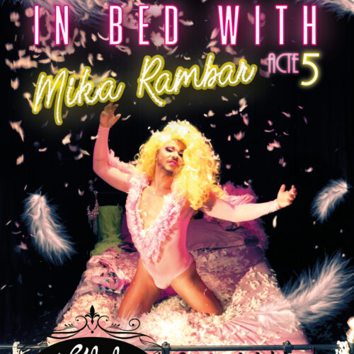 In bed with Mika Rambar Acte 5