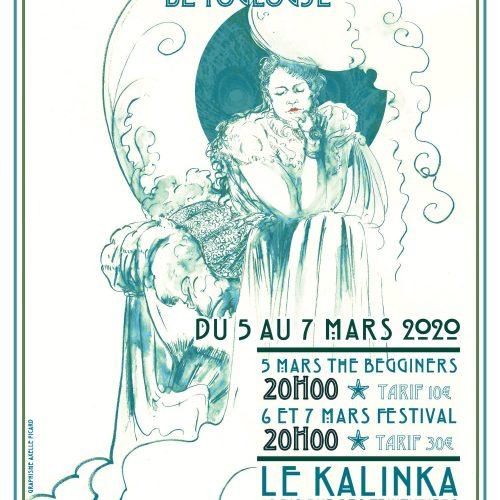 7ème FESTIVAL  BURLESK DE TOULOUSE : PRESTIGE
