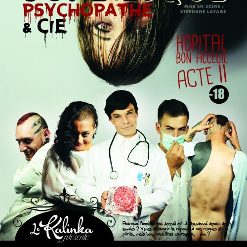Gorelesque Psychopathe & Cie Acte 2
