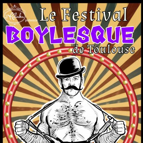 Festival Boylesque de Toulouse