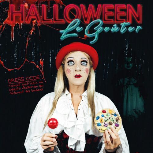 Le Goûter d'Halloween
